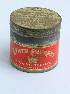 Tabaksdose