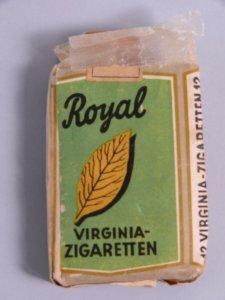 Zigarettenpackung