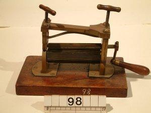 Krüllmaschine