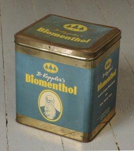 Dr. Keppler´s Biomenthol