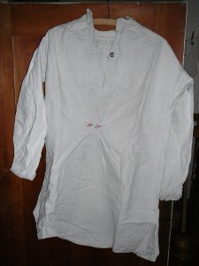 Männernachthemd
