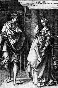 Thamars Klage bei Absalom