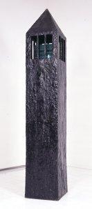 Untitled Black Sculpture