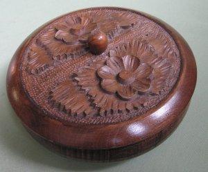 Holzdose