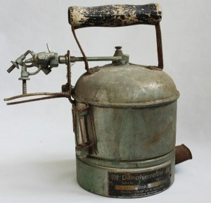 Dampfvernebler