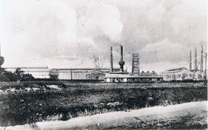 Eisenhütte Holstein (Stahl- und Walzwerk)