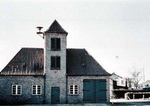 Dorfstr.9, Altes Feuerwehr-Gerätehaus