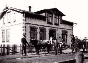 Dorfstrasse 42, Schlachterei Martens