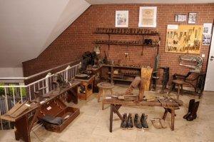 Schuhmacher-Werkzeuge
