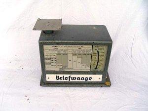 Briefwaage