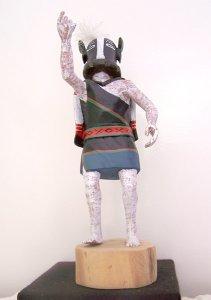 Kachina-Figur, Kokopelli-Mana