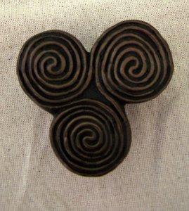 Drei-Glieder-Spirale