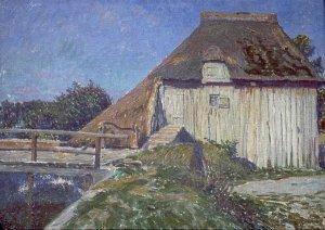 Mühle in Lutterbek