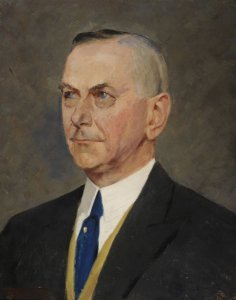 Dr. Paul Wassily 1934
