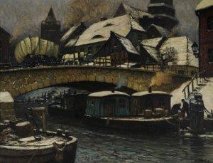 Die alte Stadt