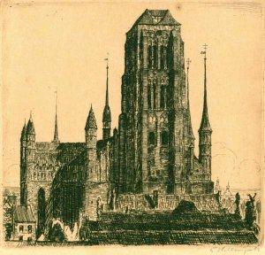 St.-Marien-Kirche Danzig