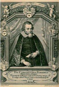 Dn. Constantinus Ferberus (Ferber)