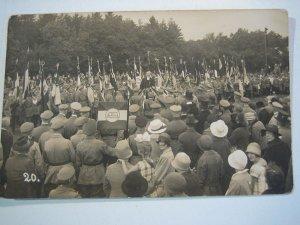 Stahlhelmversammlung in Neumünster