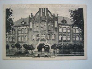 Gymnasium und Ober-Realschule