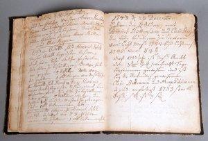 2. Amtsbuch der Tuchmacher