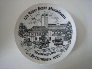 125 Jahre Stadt Neumünster, Kreissängerfest, Holstenköste 1995