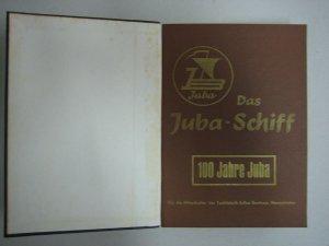Das Juba-Schiff (Firmenzeitung)