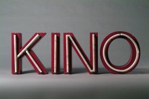 Leuchtbuchstaben KINO