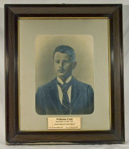 Portrait von Wilhelm Claß