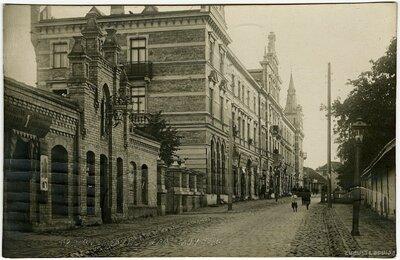 Rīga. Āgenskalns. Sētas iela