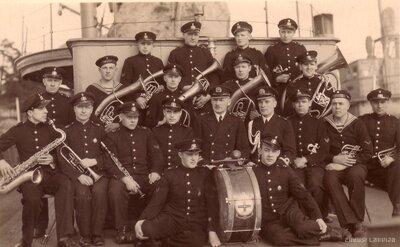 Latvijas armijas flotes kara kuģa