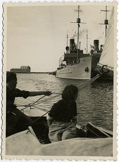 Latvijas kara flotes mīnu traleri