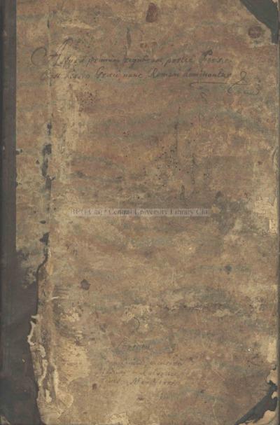 Szakácskönyv ; Festékek nemei... Miképpen kellessék a selymet festeni az alábbi megirt szinekre, annak leirása, mellyis költ a' bétsi fabricaból
