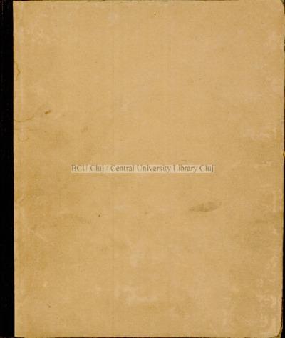 Calendariu rumânesc vechi alui Iulian pă anul dela H[risto]s 1803 : care să cuprinde din 365 de zile : pă Ardeal şi pă alte învecinate locuri întocmit, lângă care sau [sic!] mai adăugat calendariul nou nemţesc alui Gregorian