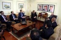 Visit of Federica Mogherini, Vice-President of the EC, to Jordan