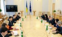Visit of Christos Stylianides, Member of the EC, to Ukraine