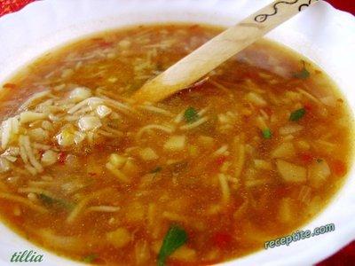 Супа от гъби - I вид