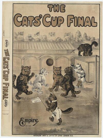 The Cats' cup final