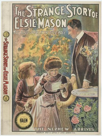 The Strange story of Elsie Mason