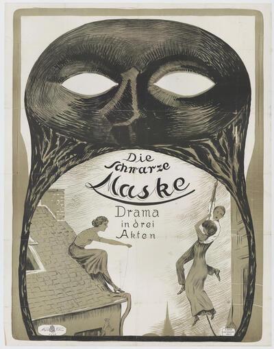 Die Schwarze Maske
