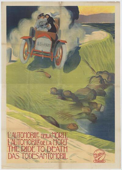 L' Automobile della morte