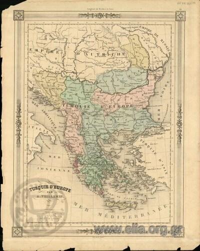 TURQUIE D' EUROPE