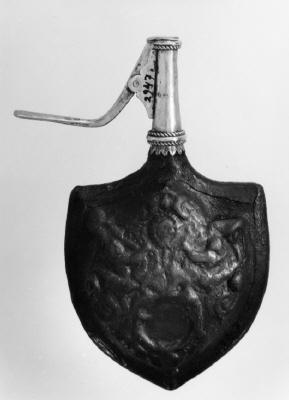Fängkruthorn, 1500-talets senare hälft.