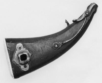 Fängkruthorn, 1600-talet (?).