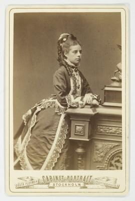 Wilhelmina von Hallwyl f. Kempe