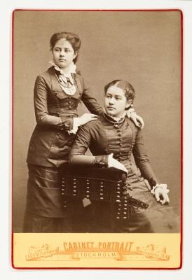 Ebba och Ellen von Hallwyl