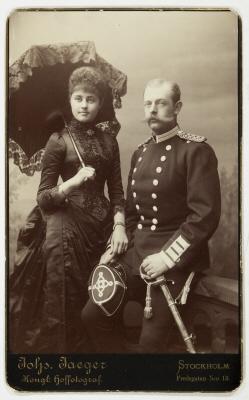 Ellen och Henrik de Maré