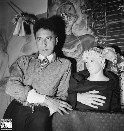 Jean Cocteau (1889-1963), écrivain français