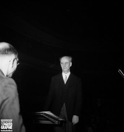 Wilhelm Furtwangler.