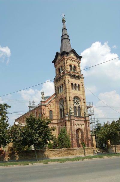 Gyomaendrőd, Római katolikus templom