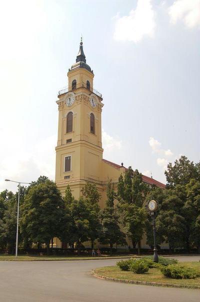 Gyomaendrőd, Református templom
